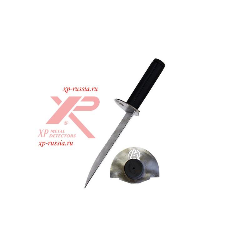 Нож-совок Albus (нержавеющая сталь)