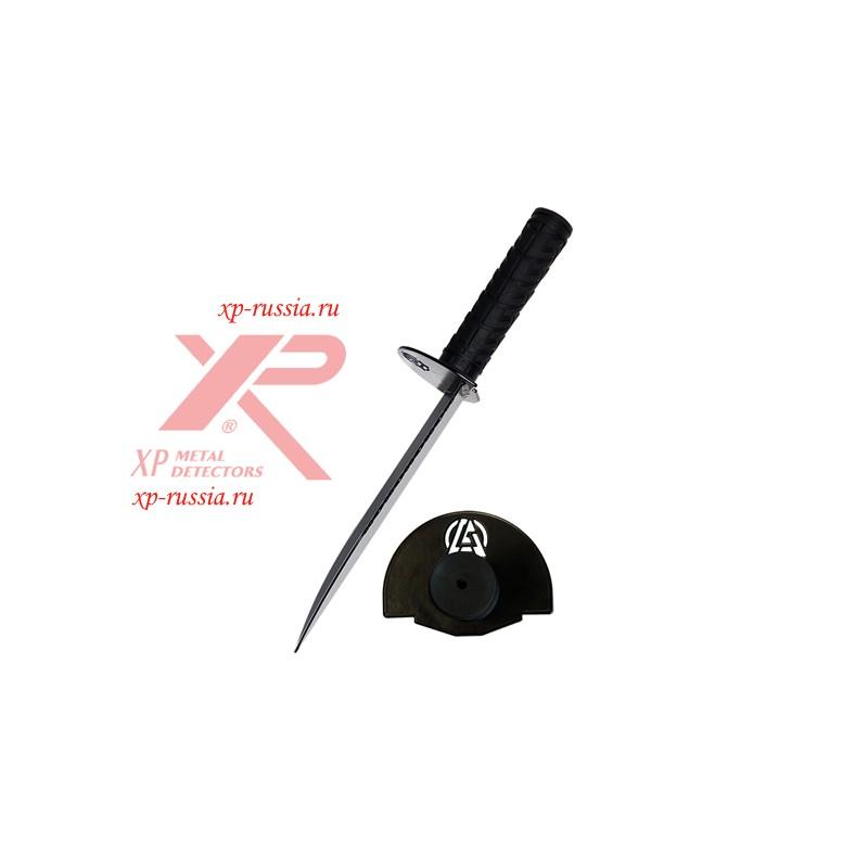 Нож-совок Albus (черный металл)