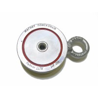 Двухсторонний поисковый магнит F200х2 Редмаг