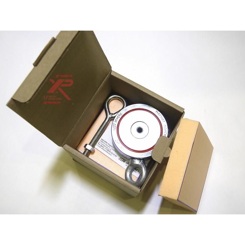 Двухсторонний поисковый магнит F300х2 Редмаг