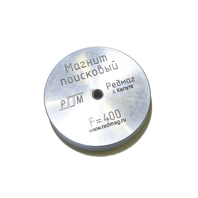 Поисковый магнит F400 Редмаг
