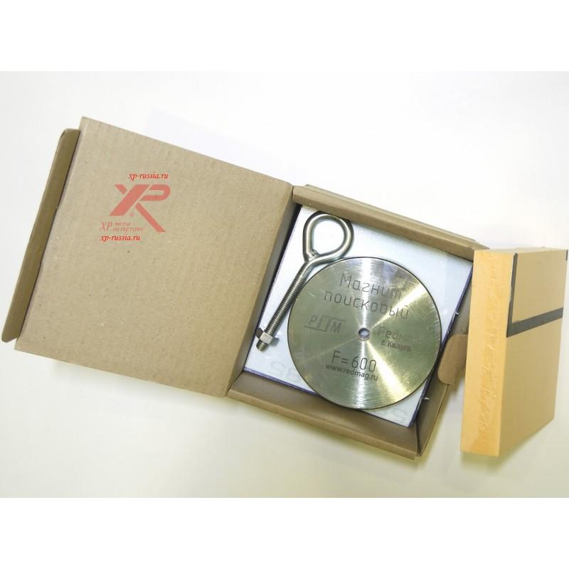 Поисковый магнит F600 Редмаг
