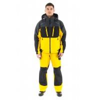 Комбинезон Extreme Pro -45 Таслан, черно-желтый