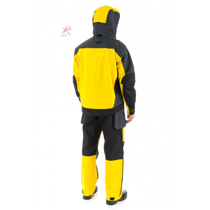 Костюм Extreme Таслан, желтый/черный