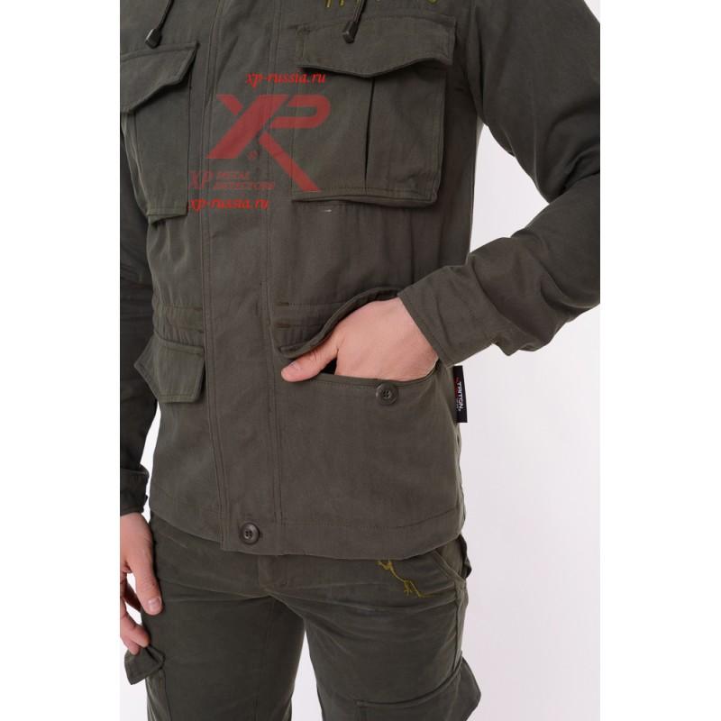 Костюм М-65 LOFT Канвас, хаки