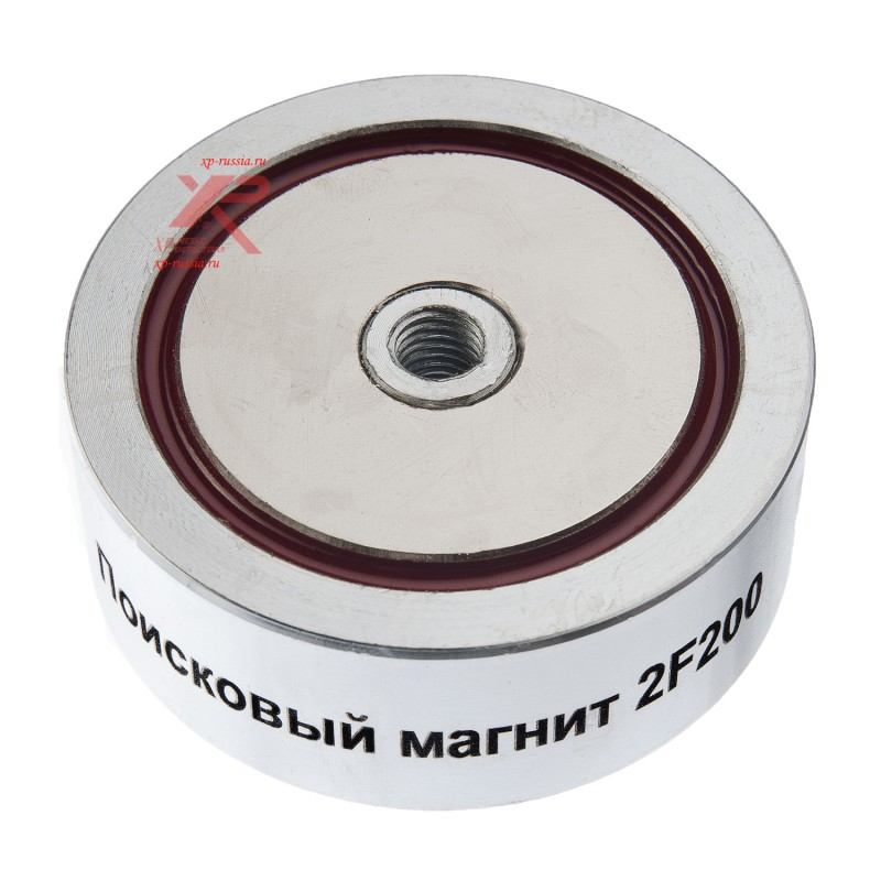 Двухсторонний поисковый магнит F200х2 Непра