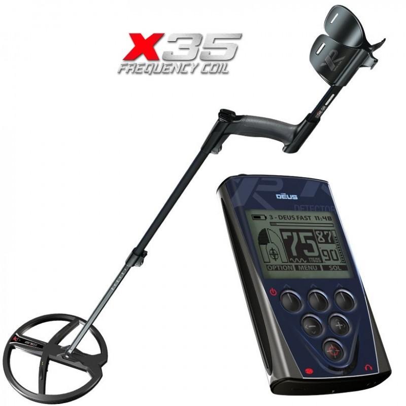 Металлоискатель XP Deus 5.1 X35 (катушка 28 см, блок, без наушников)