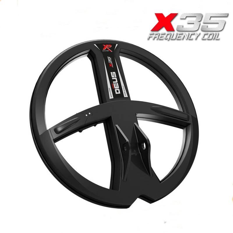 Катушка X35 22,5 см для XP Deus