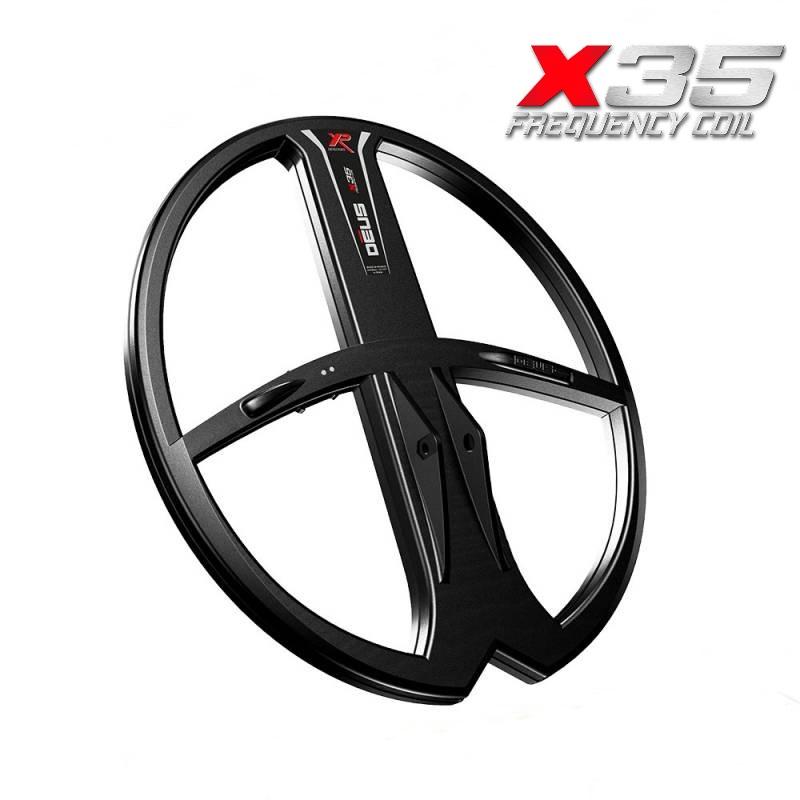 Катушка X35 34х28 см для XP Deus